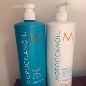 Other - NWOT Moroccan oil hydrating shampoo/condition set